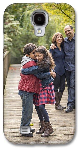Secret Whispers Photographs Galaxy S4 Cases - Adorable Secrets Galaxy S4 Case by Lori Grimmett