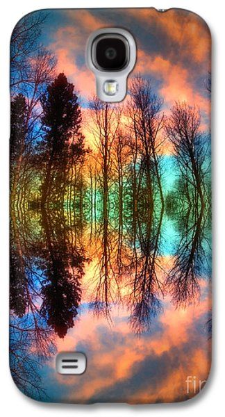 Tara Turner Galaxy S4 Cases - Adrift in the Evening Colour Galaxy S4 Case by Tara Turner