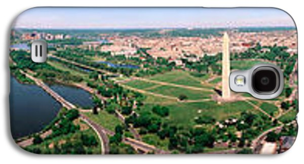Aerial Washington Dc Usa Galaxy S4 Case by Panoramic Images
