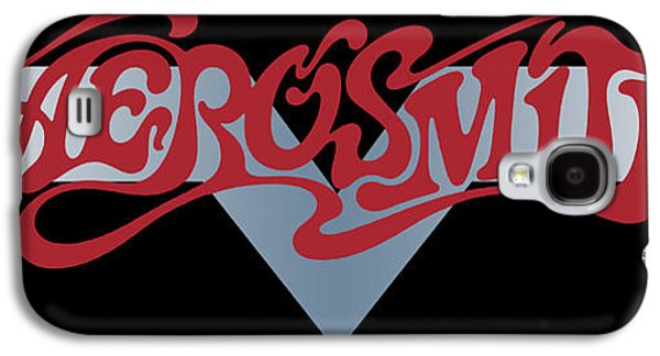 Vocal Galaxy S4 Cases - Aerosmith - Dream On Banner 1973 Galaxy S4 Case by Epic Rights