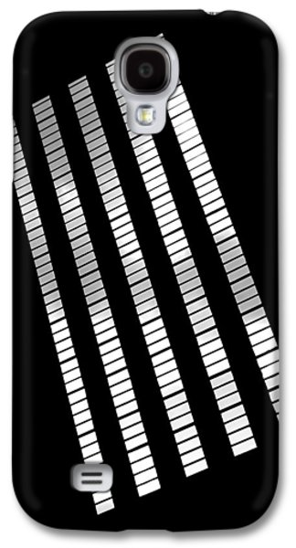 Beautiful Galaxy S4 Cases - After Rodchenko 2 Galaxy S4 Case by Rona Black