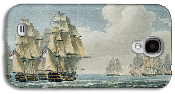 After The Battle Of Trafalgar Galaxy S4 Case by Thomas Whitcombe