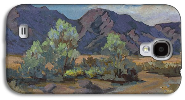 Raining Paintings Galaxy S4 Cases - After the Rain 2 Galaxy S4 Case by Diane McClary