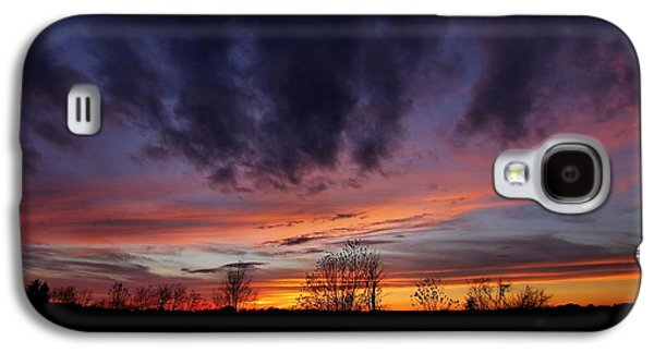 Munroe Galaxy S4 Cases - After the Storm Galaxy S4 Case by Brian Wilson