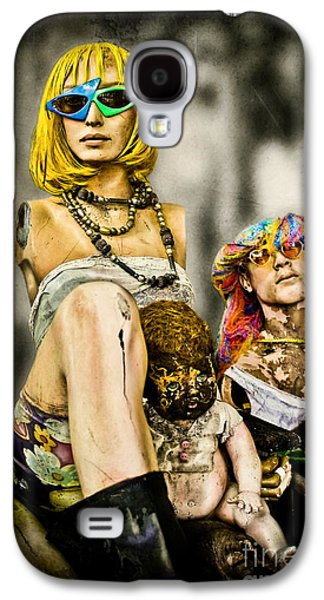 Photo Manipulation Galaxy S4 Cases - Afterlife - Mannequins Galaxy S4 Case by Colleen Kammerer
