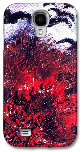 Enliven Galaxy S4 Cases - Aftermath Galaxy S4 Case by Hemu Aggarwal