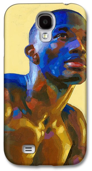 Afternoon Colors Galaxy S4 Case by Douglas Simonson