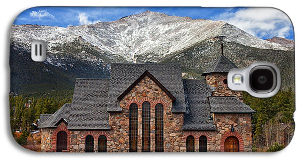 Stone Buildings Galaxy S4 Cases - Afternoon Mass Galaxy S4 Case by Darren  White