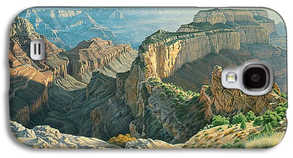 Afternoon-north Rim Galaxy S4 Case by Paul Krapf