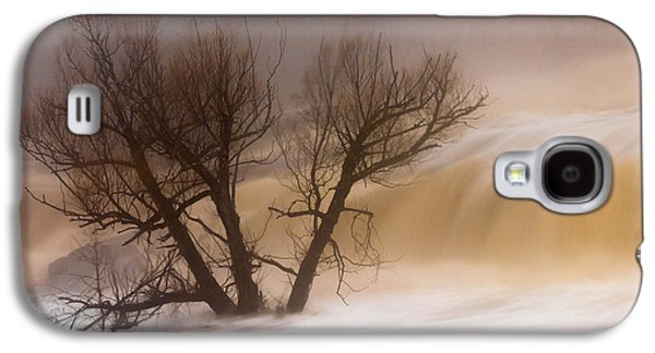 Mary Amerman Galaxy S4 Cases - Against The Current Galaxy S4 Case by Mary Amerman