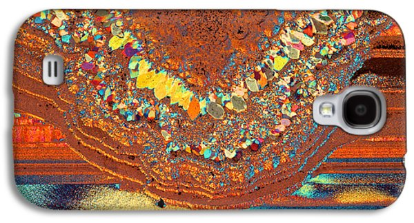 Recently Sold -  - Abstract Nature Galaxy S4 Cases - Agat 11 Galaxy S4 Case by Bernardo Cesare
