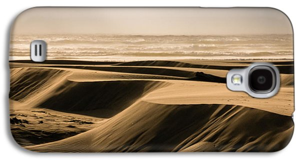 Agate Beach Oregon Galaxy S4 Cases - Agate Beach-1 Galaxy S4 Case by Claude Dalley