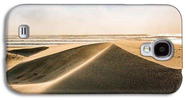 Agate Beach Oregon Galaxy S4 Cases - Agate Beach-3 Galaxy S4 Case by Claude Dalley