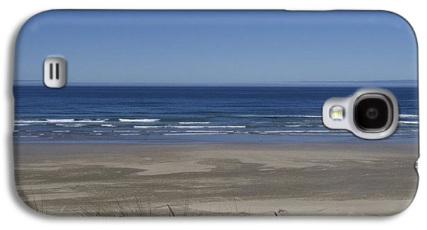 Agate Beach Oregon Galaxy S4 Cases - Agate Beach Lookout Galaxy S4 Case by Thaimi Mayes