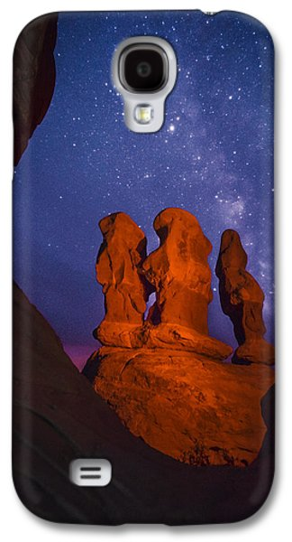 Southern Utah Galaxy S4 Cases - Agents of Atlantis Galaxy S4 Case by Dustin  LeFevre