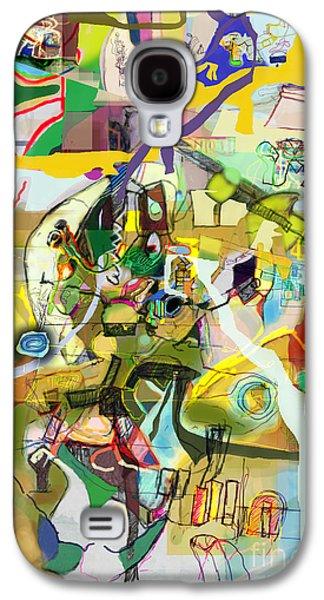 Inner Self Galaxy S4 Cases - Aging Process 18n Galaxy S4 Case by David Baruch Wolk
