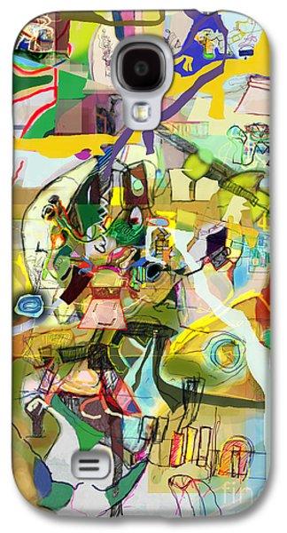 Inner Self Galaxy S4 Cases - Aging Process 18o Galaxy S4 Case by David Baruch Wolk