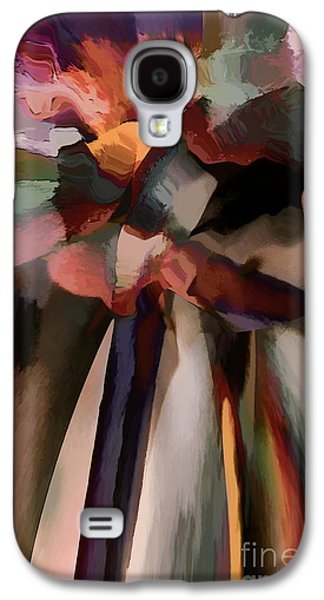 Recently Sold -  - Abstract Digital Digital Galaxy S4 Cases - Ahhh Harmony Galaxy S4 Case by Margie Chapman