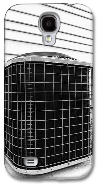 Appliance Galaxy S4 Cases - Air Conditioner Condenser Galaxy S4 Case by Olivier Le Queinec