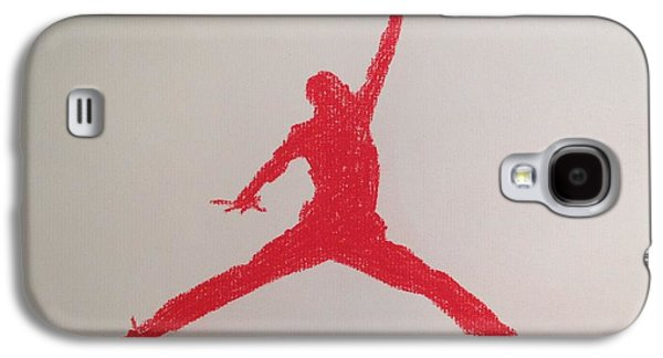 Air Jordan Galaxy S4 Case by Peter Virgancz