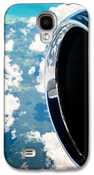 Transportation Photographs Galaxy S4 Cases - Tropical Skies Galaxy S4 Case by Parker Cunningham