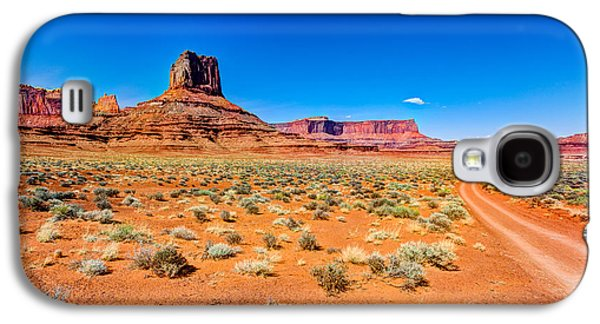 Red Rock Photographs Galaxy S4 Cases - Airport Tower I Galaxy S4 Case by Chad Dutson