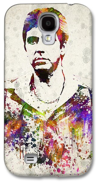 The Godfather Galaxy S4 Cases - Al Pacino Galaxy S4 Case by Aged Pixel