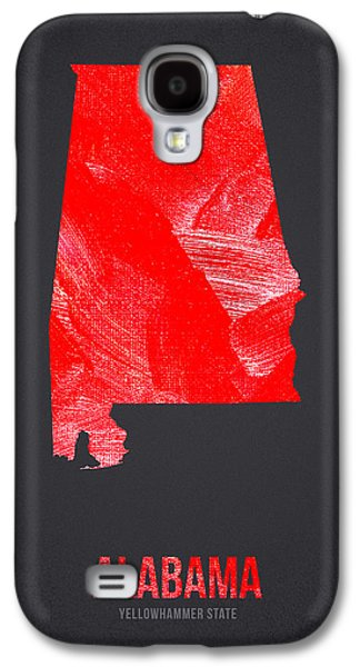 Alabama Galaxy S4 Cases - Alabama Yellowhammer state Galaxy S4 Case by Aged Pixel