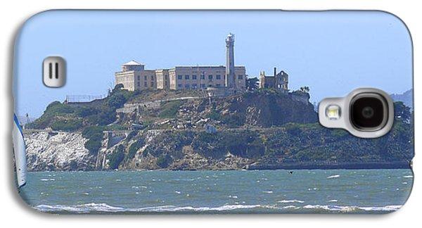 Alcatraz Galaxy S4 Cases - Alcatraz Island Galaxy S4 Case by Mike McGlothlen