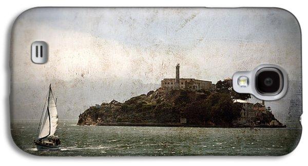 Alcatraz Photographs Galaxy S4 Cases - Alcatraz Island Galaxy S4 Case by RicardMN Photography