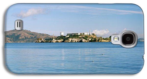 Alcatraz Photographs Galaxy S4 Cases - Alcatraz Island, San Francisco Galaxy S4 Case by Panoramic Images