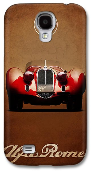 Sports Galaxy S4 Cases - Alfa Romeo 8C Galaxy S4 Case by Mark Rogan