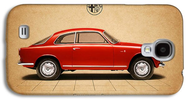 Sprint Galaxy S4 Cases - Alfa Romeo Giulietta Sprint Galaxy S4 Case by Mark Rogan
