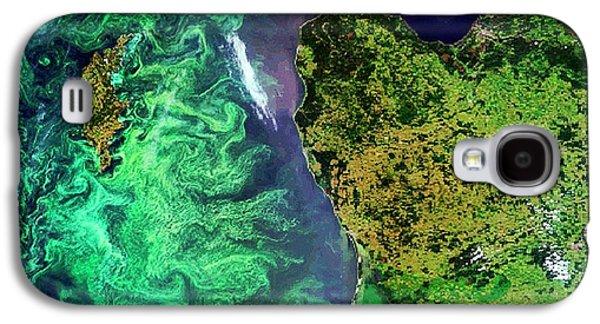 Algal Blooms Galaxy S4 Case by European Space Agency