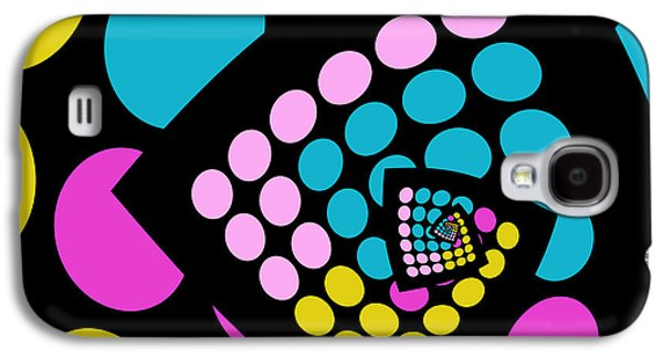 Aimelle Galaxy S4 Cases - All About Dots - 059 Galaxy S4 Case by Variance Collections