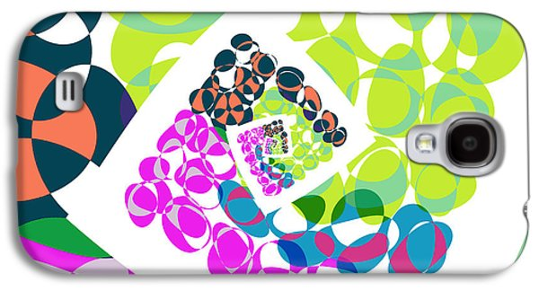 Aimelle Galaxy S4 Cases - All About Dots - 061 Galaxy S4 Case by Variance Collections