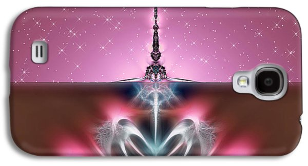 Dreamscape Galaxy S4 Cases - All My Stars Galaxy S4 Case by Wendy J St Christopher