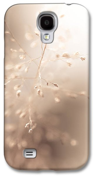 Original Photographs Galaxy S4 Cases - All Tenderness. Grass Art Galaxy S4 Case by Jenny Rainbow