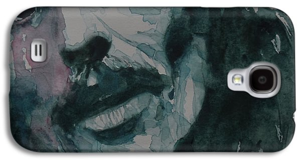 George Harrison Galaxy S4 Cases - All Things Must Pass      @2 Galaxy S4 Case by Paul Lovering