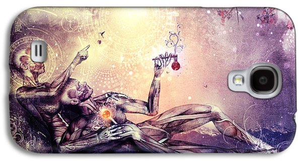 Vision Galaxy S4 Cases - All We Want To Be Are Dreamers Galaxy S4 Case by Cameron Gray