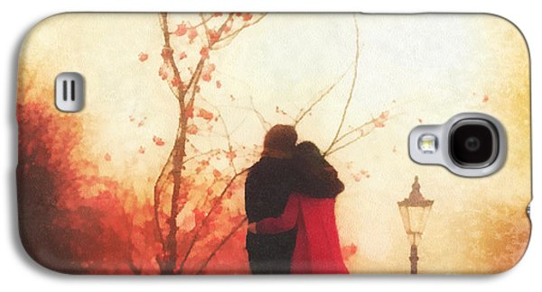 Women Together Paintings Galaxy S4 Cases - All You Need Galaxy S4 Case by Mo T