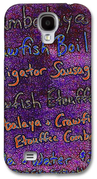Reptiles Digital Galaxy S4 Cases - Alligator Sausage For Five Dollars 20130610 Galaxy S4 Case by Wingsdomain Art and Photography
