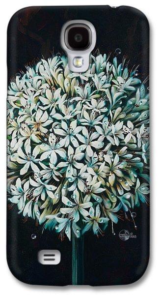 Allium Galaxy S4 Case by Lynette Yencho