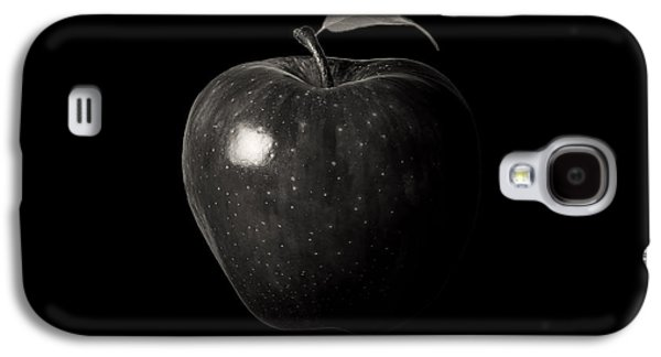 Apple Galaxy S4 Cases - Alluring Red In Monochrome Galaxy S4 Case by Lourry Legarde