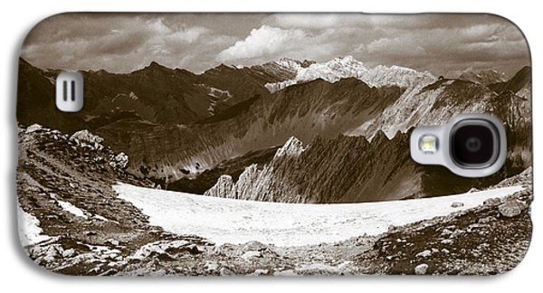 Landscape Photographs Galaxy S4 Cases - Alpine Landscape Galaxy S4 Case by Frank Tschakert