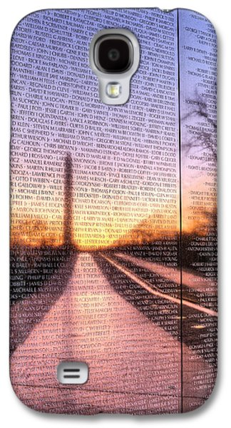 4th July Galaxy S4 Cases - Always Remembered  Galaxy S4 Case by JC Findley