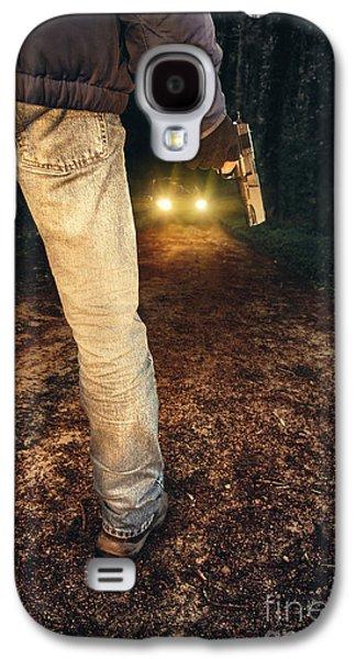 Terrorism Galaxy S4 Cases - Ambush Galaxy S4 Case by Carlos Caetano