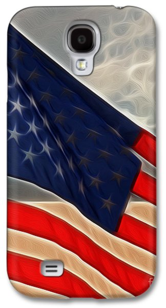 Betsy Galaxy S4 Cases - America Galaxy S4 Case by Cheryl Young