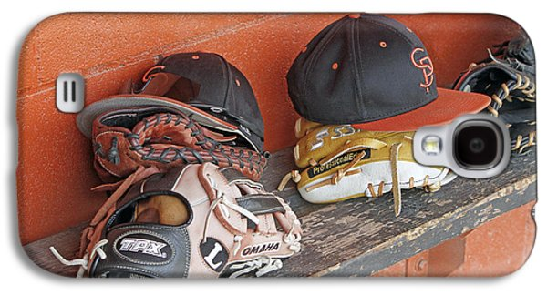Sports Pyrography Galaxy S4 Cases - Americas Pastime  Galaxy S4 Case by Shoal Hollingsworth