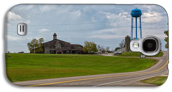 Amish Community Photographs Galaxy S4 Cases - Amish Country Attractions Galaxy S4 Case by John Bailey
